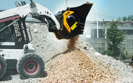MB Crusher Recycling and Composting Buckets