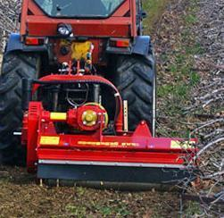 Flail Mulchers - Seppi M Supplier in South Africa - ATSE