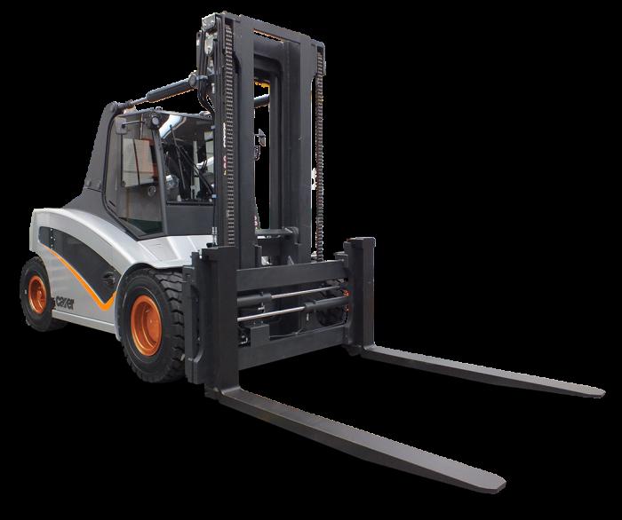 Serie AX Carer Electric Forklift Supplier - ATSE