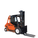 Serie F Carer electric forklift supplier in South Africa - ATSE