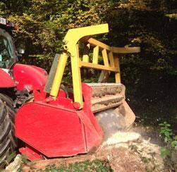 Forestry Mulchers- Seppi M Supplier in South Africa - ATSE